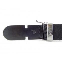 tod's ceintures ceinture todsCEINTURE TODS - TOILE - NOIRE