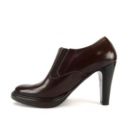 santoni Boots & low boots motaMOTA - CUIR - MARRON (2)