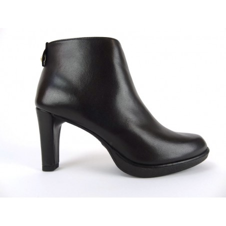stuart weitzman Boots & low boots sw after allSW AFTER ALL - CUIR - NOIR