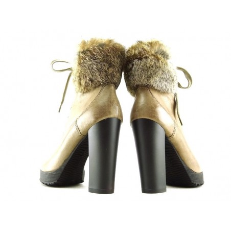 hogan Boots & low boots choopsCHOOPS - CUIR - BEIGE