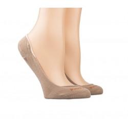 doré doré chaussinettes dd chaussinette fDD CHAUSSINETTE F - COTON - BEIG