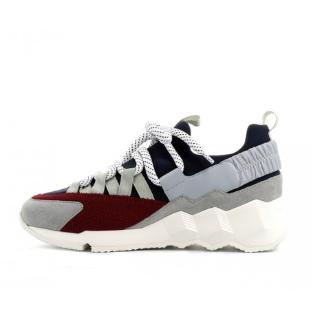 pierre hardy Sneakers ha lx01 cometHA LX01 COMET - CUIR ET NÉOPRÈNE