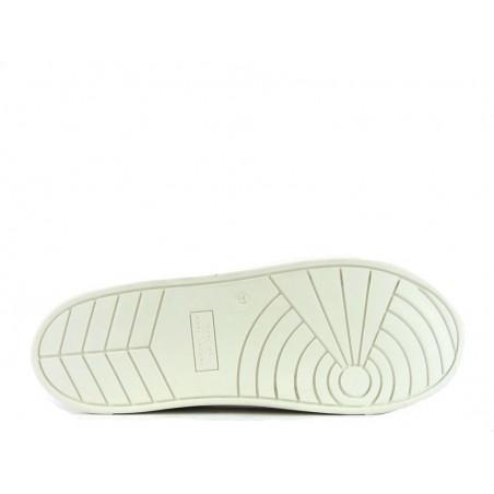 marc jacobs Sneakers jac ninjaJAC NINJA - CUIR ET TOILE - BLAN