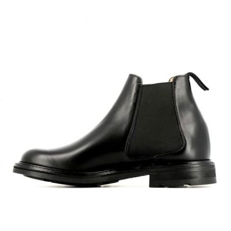 church's Boots & bottillons welwynWELWYN - CUIR - BLACK