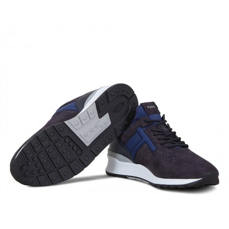 tod's Sneakers run newRUN NEW - NUBUCK ET NÉOPRÈNE - M