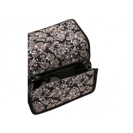 pierre hardy sac nano sac hardy alphaSAC HARDY ALPHA - NUBUCK - NOIR