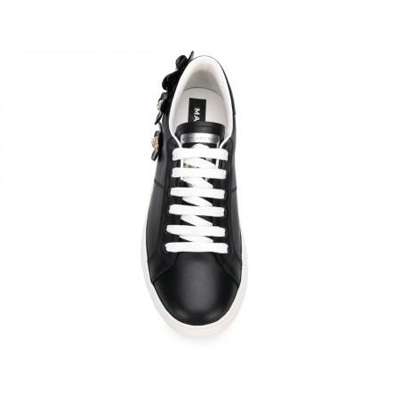 marc jacobs Sneakers jac basket daisyJAC BASKET DAISY - CUIR ET BIJOU