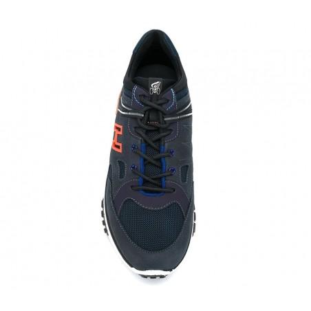 hogan Sneakers hypermontHYPERMONT - CUIR, NUBUCK ET TOIL