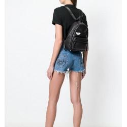 chiara ferragni sacs à dos cf backpackCF BACKPACK - ECOLEATHER - NOIR