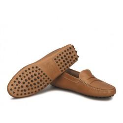tod's mocassins et slippers Mocassins GomminoTODWOMEN - CUIR - KÉNYA