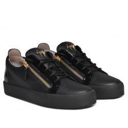 giuseppe zanotti nouveautés sneakers Sneakers FrankieGZ H FRANKIE - CUIR ET VERNIS -