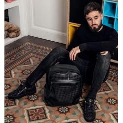 giuseppe zanotti nouveautés sneakers Sneakers FrankieGZ H FRANKIE - CUIR ET GLITTER -