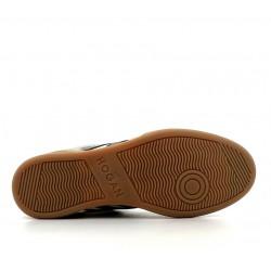 hogan sneakers Sneakers H357HH H357 - NUBUCK ET TOILE - BLAN