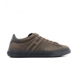 hogan nouveautés sneakers hh h365HH H365 - NUBUCK - KAKI