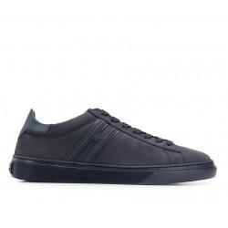 hogan sneakers Sneakers H365HH H365 - NUBUCK - MARINE