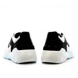 hogan nouveautés sneakers Sneakers Active OneHYPERACTIVE - CUIR PERFORÉ - BLA