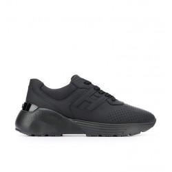 hogan nouveautés sneakers Sneakers Active OneHYPERACTIVE - CUIR PERFORÉ - NOI