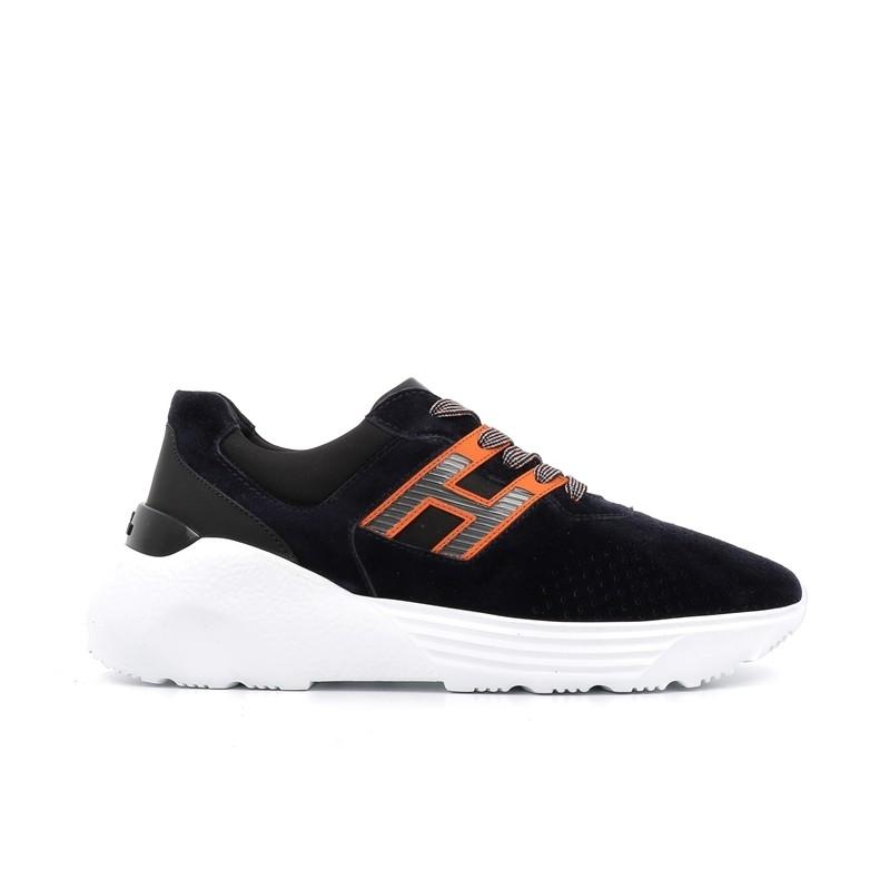 hogan nouveautés sneakers Sneakers Active OneHYPERACTIVE - NUBUCK PERFORÉ - M
