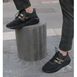 hogan nouveautés sneakers Sneakers Active OneHYPERACTIVE - TOILE ET CUIR GOMM