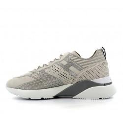 hogan nouveautés sneakers Sneakers Active OneHF ACTIVE ONE - NUBUCK PERFORE -