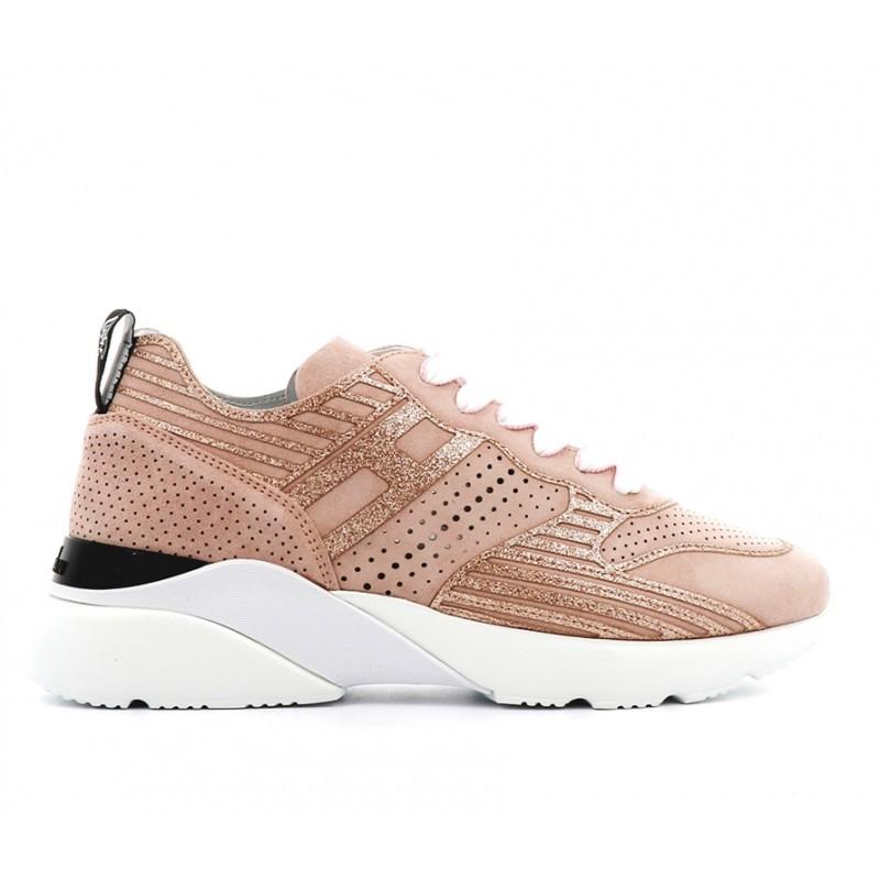 hogan sneakers Sneakers Active OneHF ACTIVE ONE - NUBUCK PERFORE -