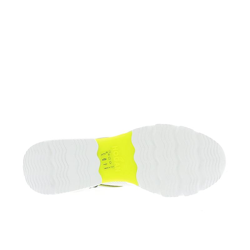 hogan nouveautés sneakers Sneakers Active OneHF ACTIVE ONE - CUIR, NYLON ET V