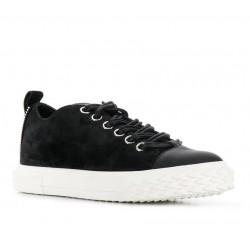 giuseppe zanotti nouveautés sneakers Sneakers BlabberGZ F BLABBER - VELOURS ET CUIR -