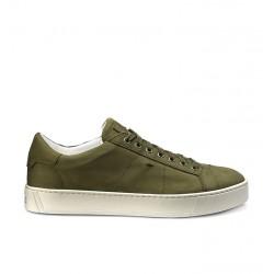 santoni sneakers Sneakers GloriaNEW GLORIA 6 - NUBUCK - KAKI