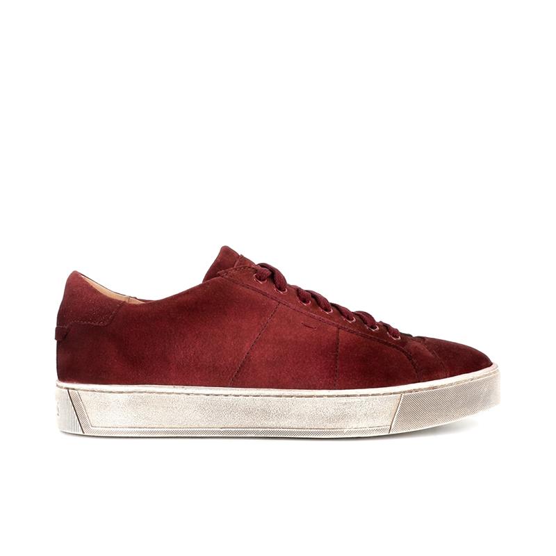 santoni sneakers Sneakers GloriaNEW GLORIA 6 - NUBUCK VIEILLI -