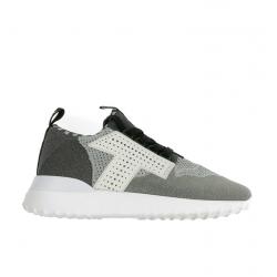 tod's nouveautés sneakers SneakersRUNNINGA 3 - CUIR, TOILE ET GLIT