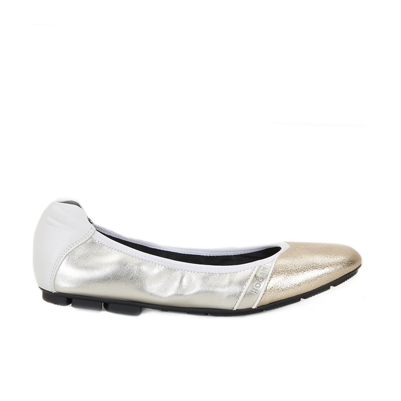 hogan nouveautés ballerines hf ballerine h511HF BALLERINE H511 - CUIR NAPPA -