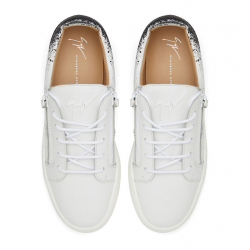 giuseppe zanotti nouveautés sneakers Sneakers FrankieGZ H FRANKIE (1) - CUIR ET INJEC