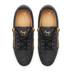 giuseppe zanotti nouveautés sneakers Sneakers FrankieGZ H FRANKIE (1) - CUIR IMPRIMÉ