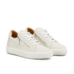 giuseppe zanotti nouveautés sneakers Sneakers FrankieGZ F FRANKIE (2) - CUIR IMPRIMÉ