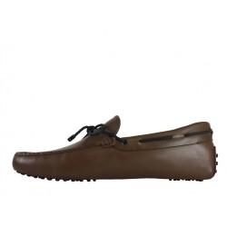 tod's mocassins et slippers Mocassins Gommino à LacetsTODNEU (2) - CUIR - MARRON (2)