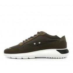 hogan nouveautés sneakers Sneakers Interactive 3HH INTERACTIVE3 - CUIR, NUBUCK E