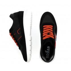 hogan nouveautés sneakers Sneakers Interactive 3HH INTERACTIVE3 - CUIR ET NUBUCK