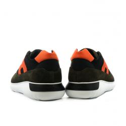 hogan nouveautés sneakers Sneakers Interactive 3HH INTERACTIVE3 - NUBUCK ET TOIL