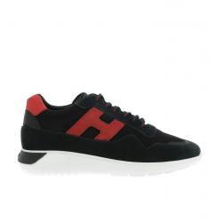 hogan nouveautés sneakers hh interactive3HH INTERACTIVE3 - NUBUCK ET TOIL