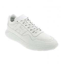 hogan nouveautés sneakers Sneakers Interactive 3HH INTERACTIVE3 - CUIR - BLANC E