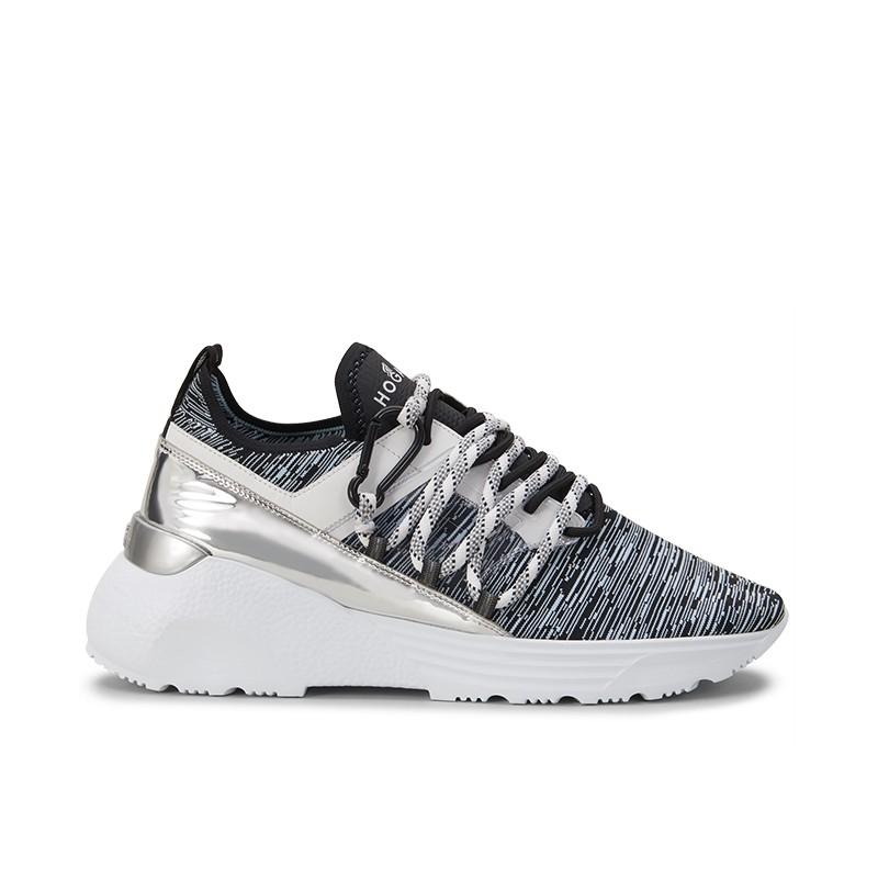 hogan nouveautés sneakers Sneakers Active OneHH ACTIVE ONE - NÉOPRÈNE - GRIS,