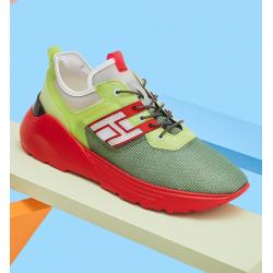 hogan nouveautés sneakers Sneakers Active OneHH ACTIVE ONE - NYLON PERFORÉ -