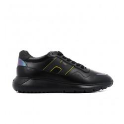 hogan nouveautés sneakers Sneakers Interactive 3HH INTERACTIVE3 (1) - CUIR - NOI