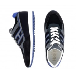 hogan promotions sneakers hh h383 (2)HH H383 (2) - CUIR, NUBUCK ET TO