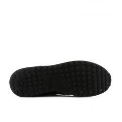 hogan nouveautés sneakers Sneakers H383HH H383 - NUBUCK ET TOILE - GRIS