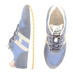 hogan nouveautés sneakers hh h383 vintageHH H383 VINTAGE - NUBUCK ET TOIL
