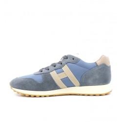 hogan nouveautés sneakers Sneakers H383 VintageHH H383 VINTAGE - NUBUCK ET TOIL