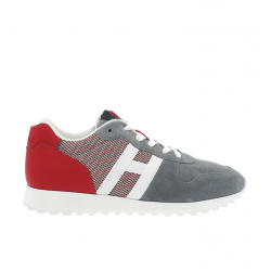 hogan nouveautés sneakers Sneakers H383 VintageHH H383 VINTAGE - NUBUCK, TOILE