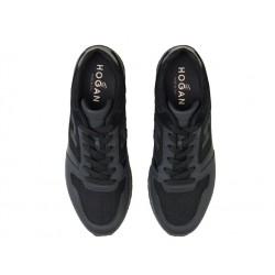 hogan nouveautés sneakers hh baskets h321HH BASKETS H321 - CUIR ET TOILE