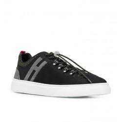 hogan promotions sneakers Sneakers H365 MountainHH H365 MOUNTAIN - NUBUCK - NOIR